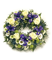 Loose wreath 12""