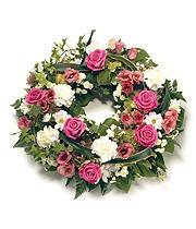 "Loose Wreath 16"""