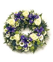 "Loose wreath 12"""