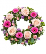 "Loose wreath 14"""